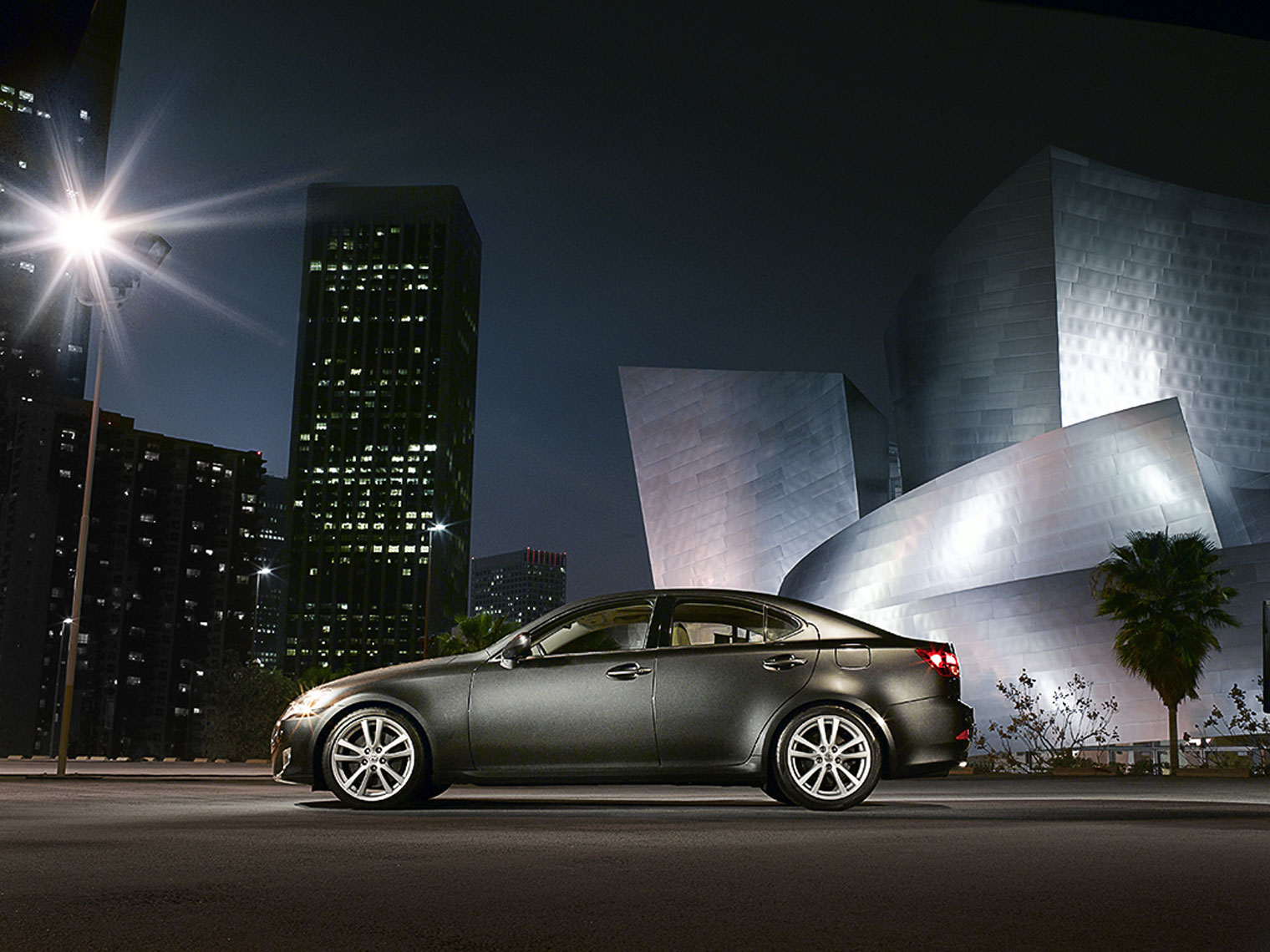 LexusIS-Disney-Hall